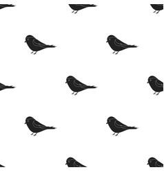 Parus icon in black style isolated on white vector