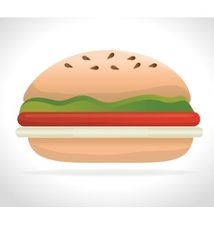 Sandwich foodlunch graphic vector