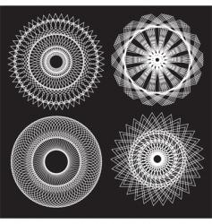 design elements vector image