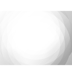 Abstract light gray background with copy-space vector