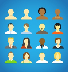 member vector image vector image