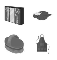 Tourism hygiene art and other monochrome icon in vector