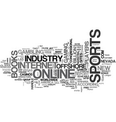 A profile of the online gambler text word cloud vector