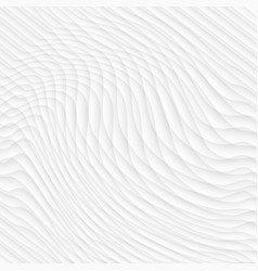 White texture abstract pattern seamless wave vector