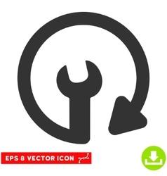 Repeat service eps icon vector