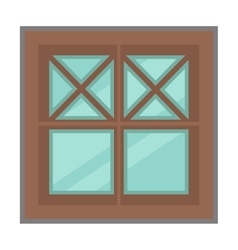 Window for interior and exterior design use vector