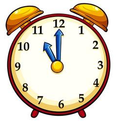 A clock vector