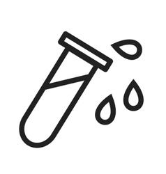Acidic liquid vector