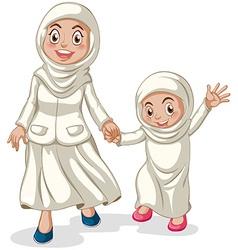 Muslim vector