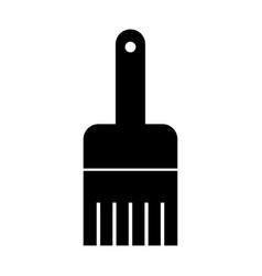instrument brush work vector image vector image