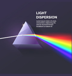 Light dispersion vector