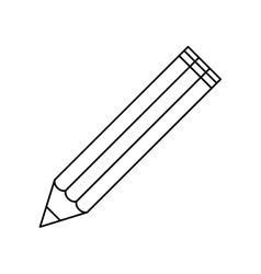 School supply and object design vector image