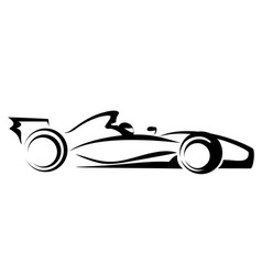 formula 1 vector image