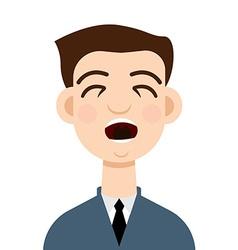 Cough icon cough man vector
