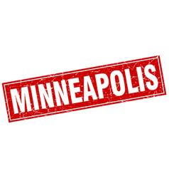 Minneapolis vector