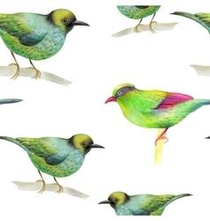 Watercolor pattern vector