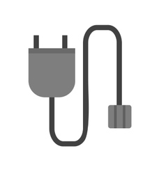 Power Cable vector image vector image