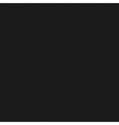Diagonal lines black pattern Seamless texture vector image vector image