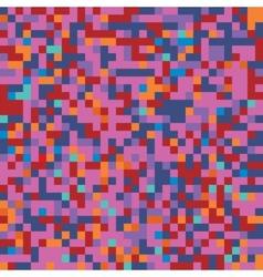 pixel background vector image vector image