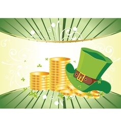 St Patricks Day Design4 vector image vector image