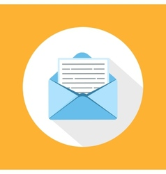 Envelope message vector