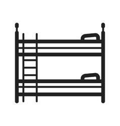 Children bedroom vector