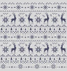 background deer vector image