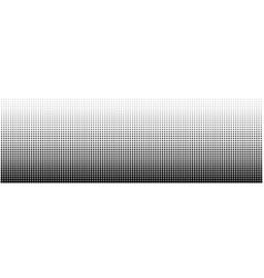 Halftone gradient half tone vector