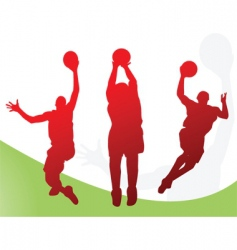 sports background vector image vector image