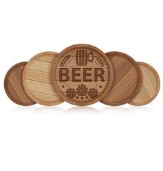 Barrels of beer vector