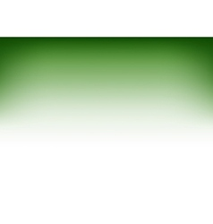 White Green Gradient Background vector image vector image