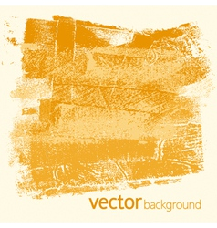 Grunge textures set 10 vector