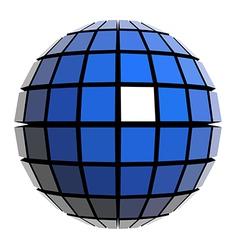 Global sphere vector