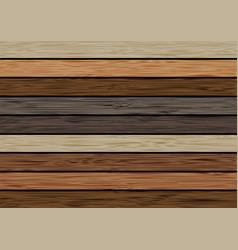 color wood texture pattern vintage vector image