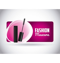 fashion make up vector image