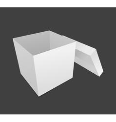 empty box vector image