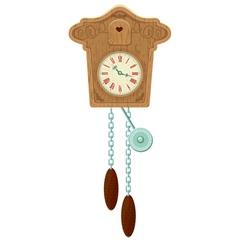 Clock 380 vector