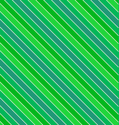 Green seamless diagonal stripe pattern background vector