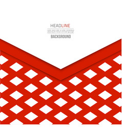 material-design-red vector image