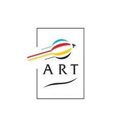 Arts sign vector