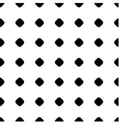 Polka dot seamless pattern backdrop with circles vector