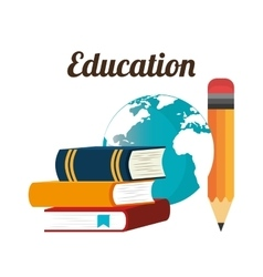 Education and learning vector