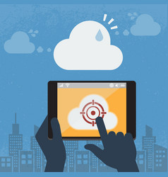 Spam the cloud computing vector