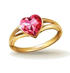 Diamondring vector
