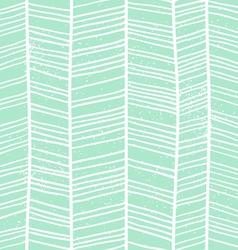 herringbone pattern vector image vector image