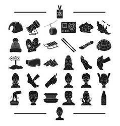 medicine hygiene attributes and other web icon vector image