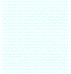 Cyan triangle pattern seamless vector