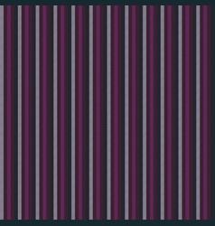 dark purple stripes seamless background vector image