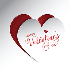 Valentines Day background 1501 vector image