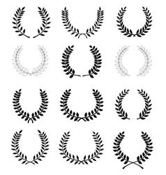 laurel vector image vector image